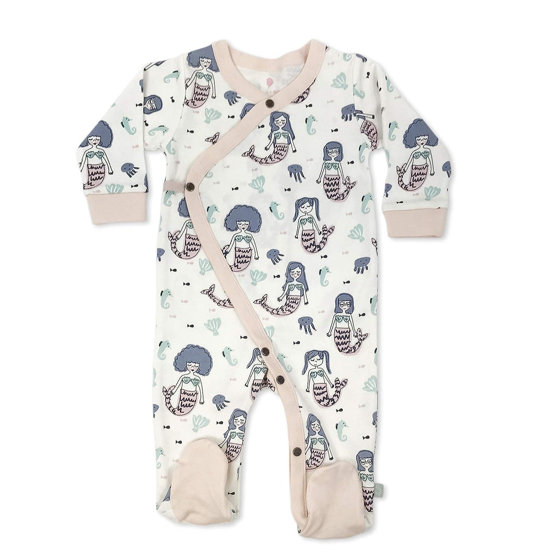 Finn 9-12 Months Estrellas Emma Little Prince 2 Piece Organic Cotton Baby Set Footie /& Hat