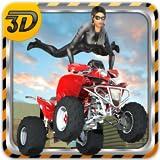 offroad quad - Quad Bike Race Stunt 3D