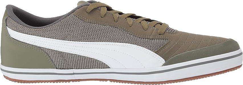 Astro Sala Sneaker, Burnt Olive White
