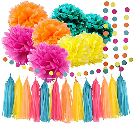 Amazon Moana Color Party Supplies Moana Theme Birthday