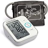 PARAMED Blood Pressure Monitor - Digital Automatic Upper Arm Bp Machine & Pulse Rate Monitoring Meter with Cuff 22-40cm…