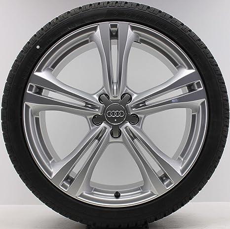 4 Original Audi A6 S6 4 G C7 Invierno ruedas 4 g0601025j 8,5 x