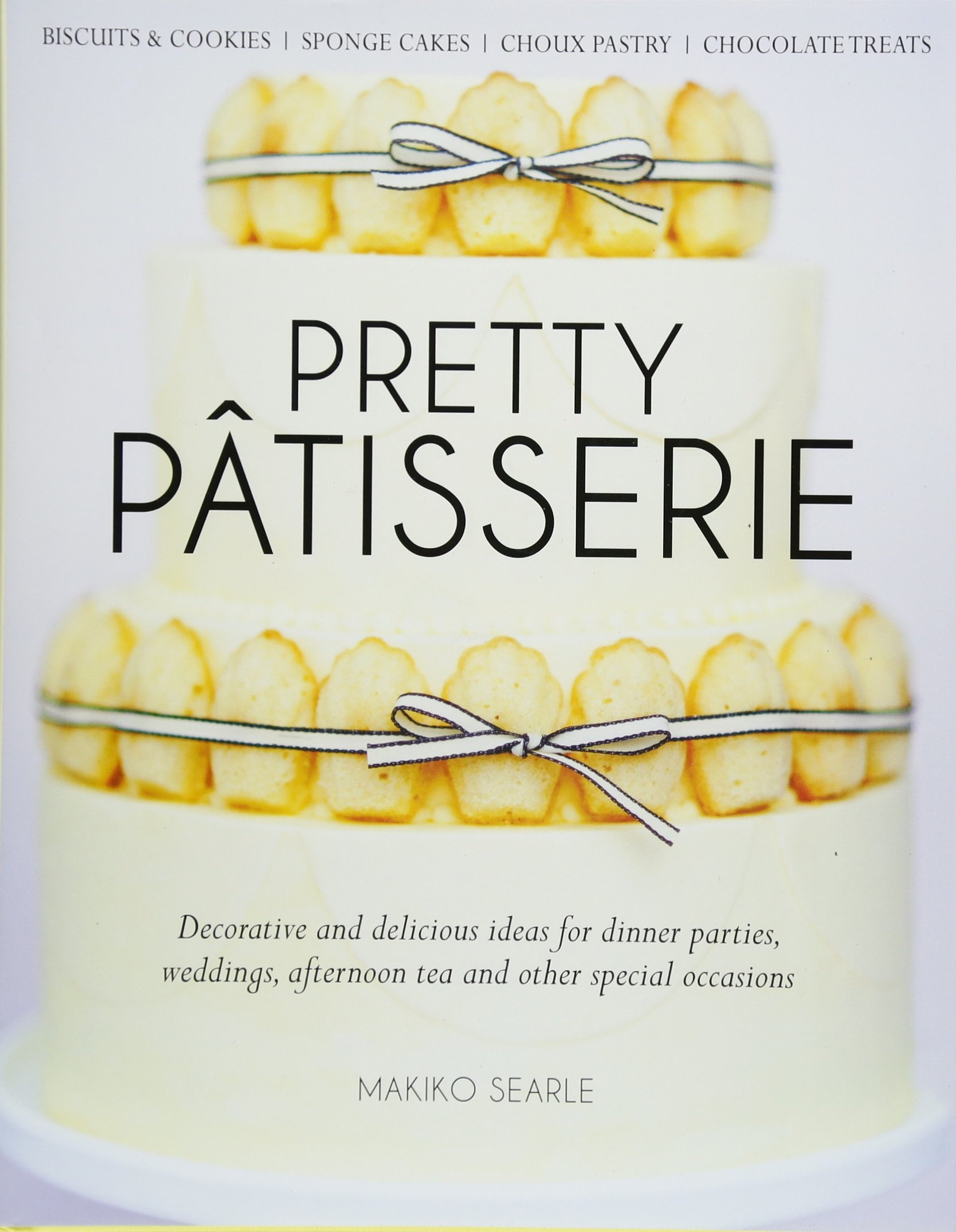Pretty Patisserie Decorative And Delicious Ideas For Dinner Parties