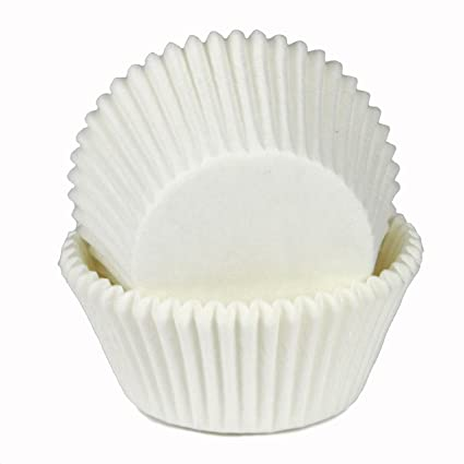 Amazon Chef Craft Parchment Paper Cupcake Liners White