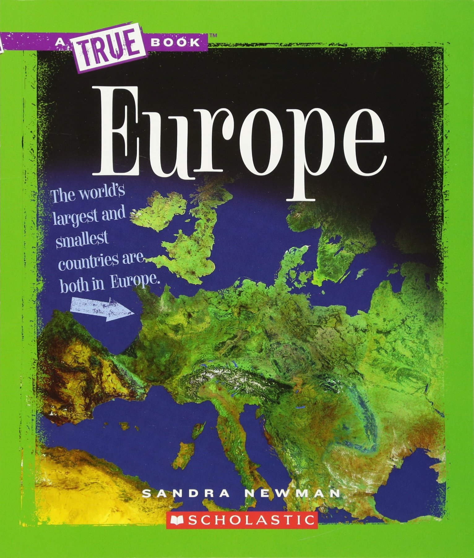 Download Europe (New True Books: Geography) pdf epub