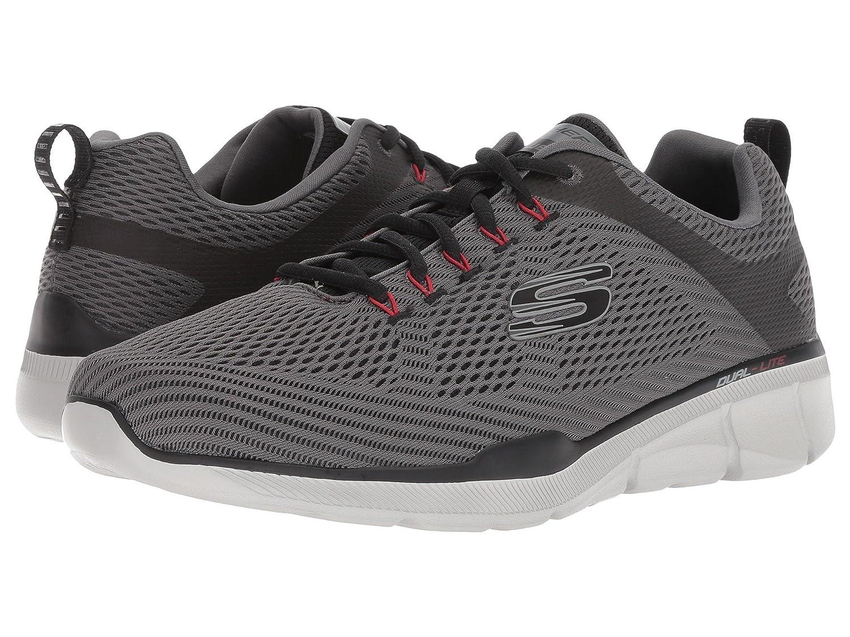 [スケッチャーズ] 3.0 メンズスニーカーランニングシューズ靴 Equalizer 3.0 [並行輸入品] B07FVN595P チャコール 26.0/ブラック 26.0 [並行輸入品] cm 2E 26.0 cm 2E|チャコール/ブラック, Unique&Basic【UBASIC】:10fa0c27 --- itxassou.fr