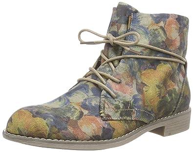 Jane Klain Damen 251 159 Desert Boots, Mehrfarbig (Grey Multi), 40 EU