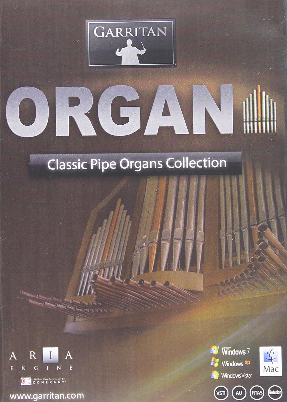 Garritan Classic Pipe Organs MakeMusic