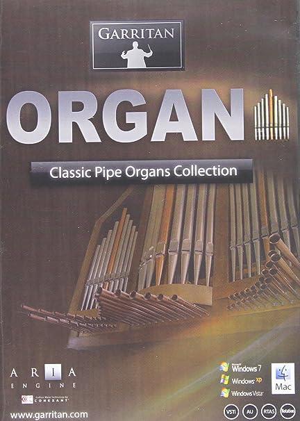MakeMusic! Garritan Classic Pipe Organs