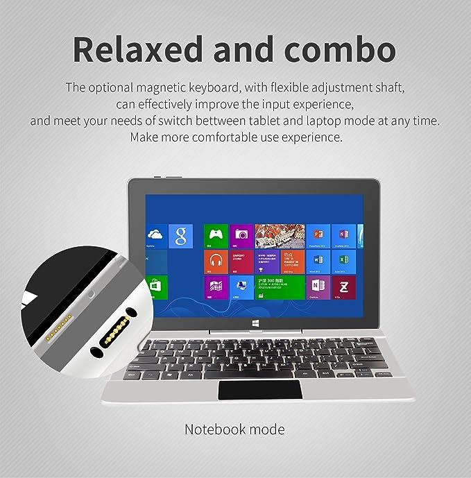 Jumper EZpad 6 Pro 2in1 Laptop Touchscreen image 4