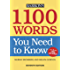 1100 Words You Need to Know, 7th edition