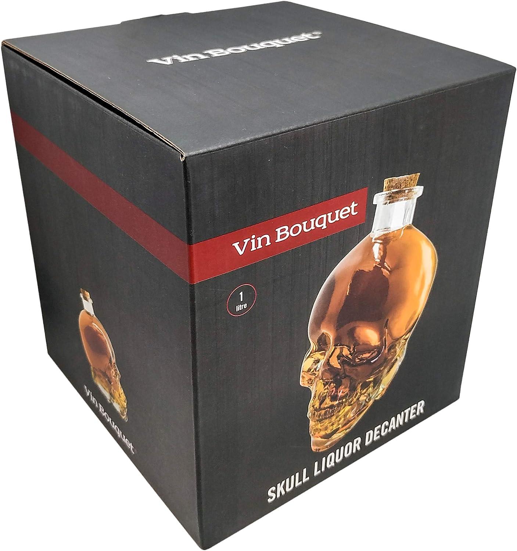 Vinbouquet FIK 476 Exprimidor manual 2 en 1 para limones y naranjas acero inoxidable