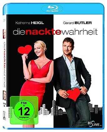 Die nackte Wahrheit [Alemania] [Blu-ray]
