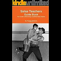 Salsa Teachers Guide Book (Salsa Instruction 1) book cover