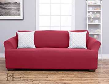 Form Fit Slip Resistant Stylish Furniture Shield Protector Featuring Plush Heavyweight Fabric