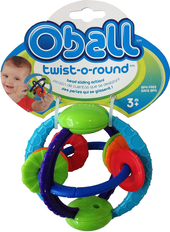 Spielzeug für draußen HCM Kinzel Oball Twist O Round