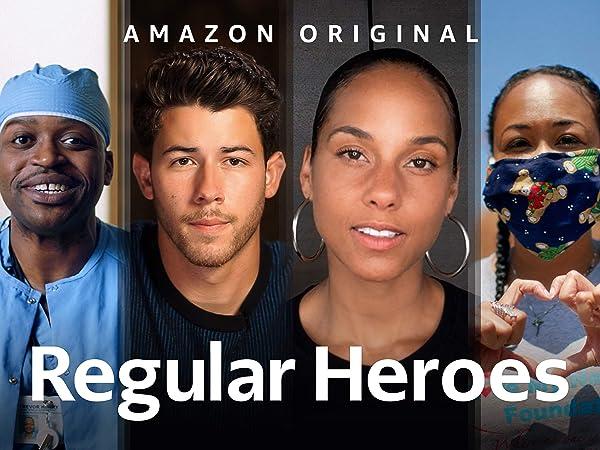 プライムビデオ英語字幕版真の英雄たち ~新型コロナウイルスと戦う人々~の画像
