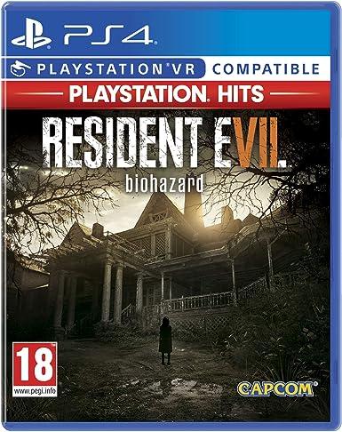 Oferta amazon: Resident Evil 7 Biohazard (PSVR Compatible)