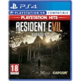 Resident Evil 7: Biohazard - VR Compatible - Playstation Hits (EU) (PS4)