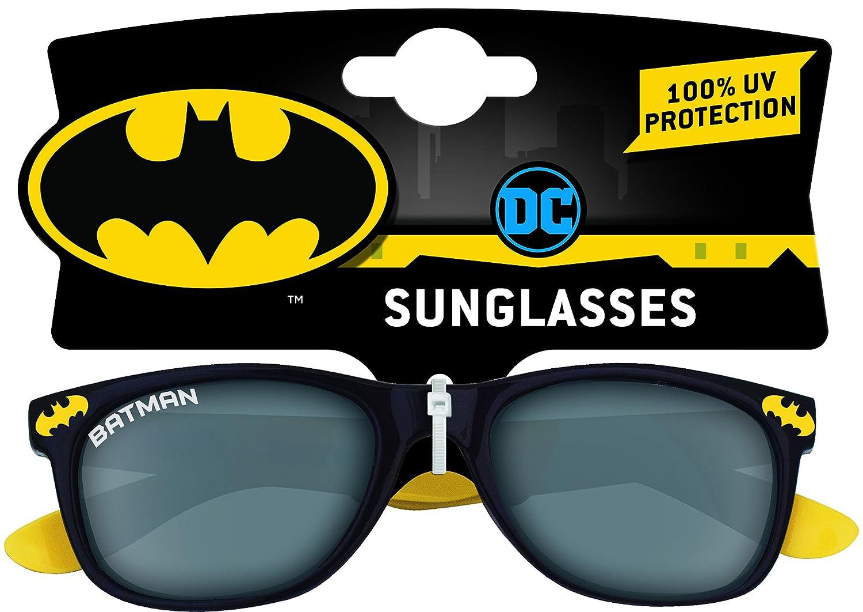 Batman Gafas de Sol de plástico Niños: Amazon.es: Ropa y ...