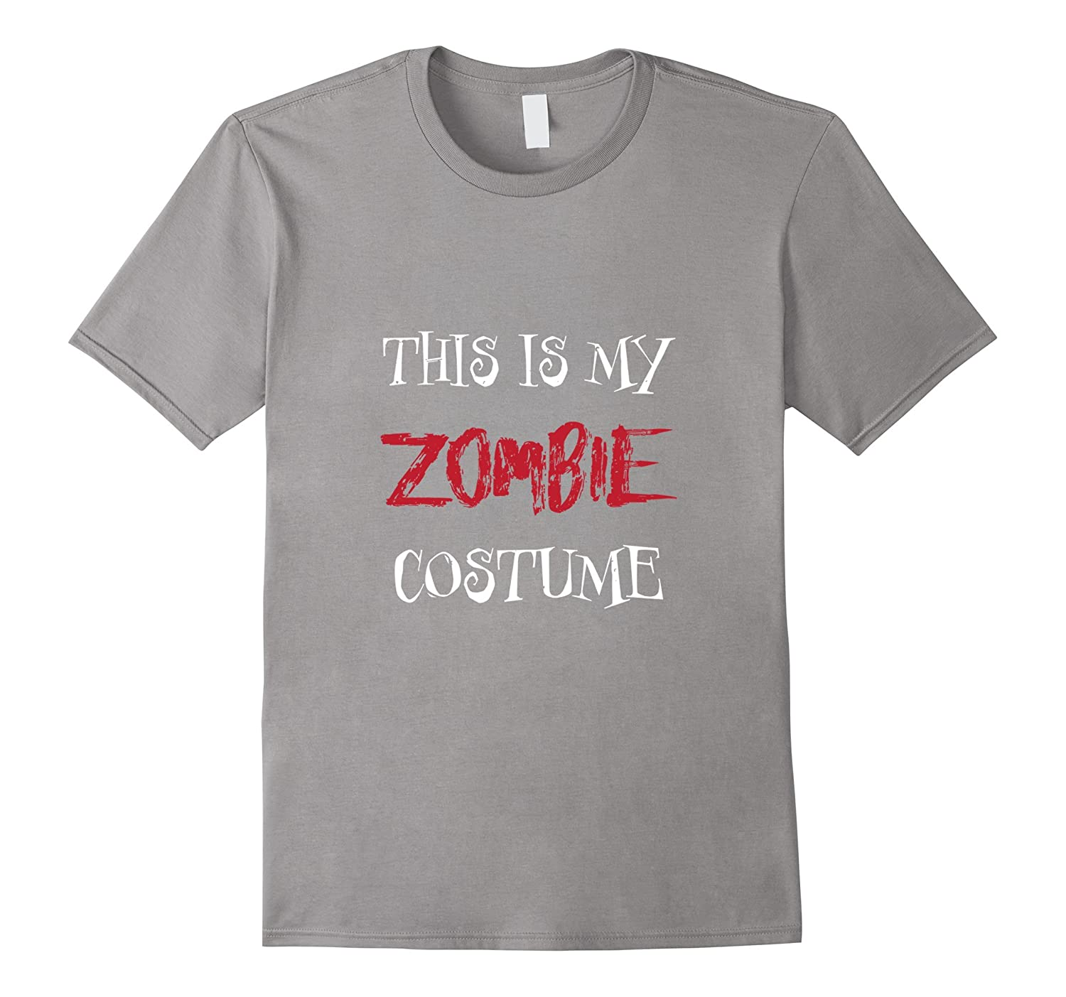 Zombie costume shirt for halloween-TH