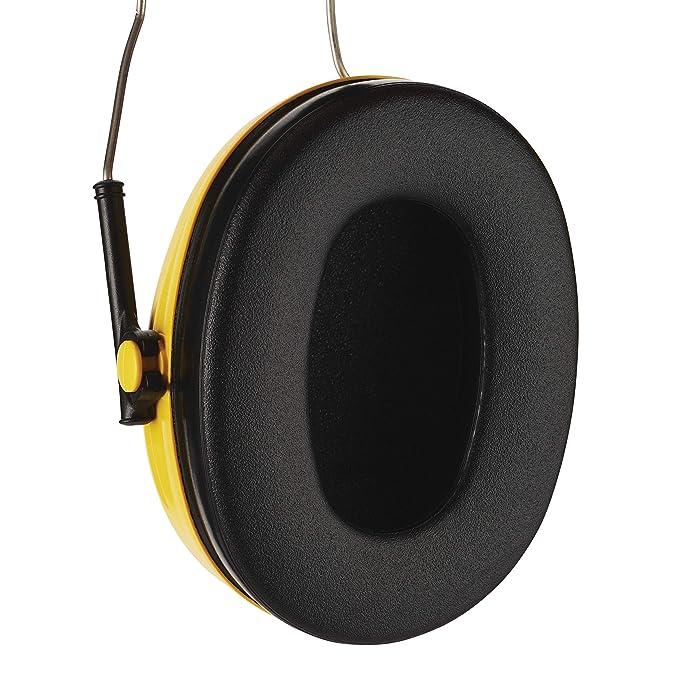 3M Peltor Optime I - Orejeras de protección – protectores auditivos de hasta 98 dB – cascos protectores ligeros y ajustable para el uso de ...