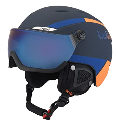 cccc23125a5a Bollé B-Yond Visor Outdoor Skiing Helmet  Amazon.co.uk  Sports   Outdoors