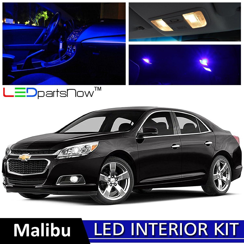 Amazon Ledpartsnow 2013 2015 Chevy Malibu Led Interior Lights