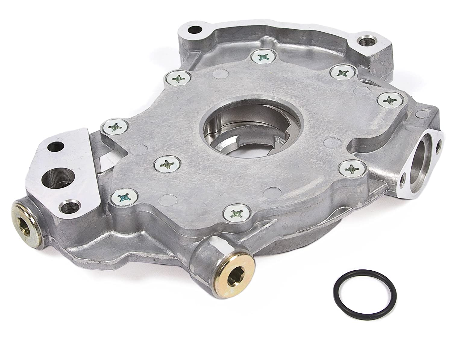 6.8 SOHC 20V VIN S Timing Chain Kit Oil Pump Evergreen TK6054EOP Fits 97-01 Ford Lincoln 5.4 SOHC 16V VIN L