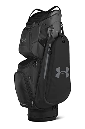 07d356ccdb Under Armour Storm Armada Cart Golf Bag (Black)