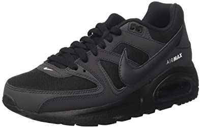 297aff2efd Amazon.com: NIKE Air Max Command Flex Junior Noir 844346-002: Shoes