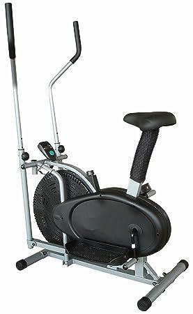 XS Sports 2-en-1 elíptica de la bicicleta estática-Fitness Cardio Pérdida