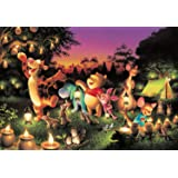 Tenyo Japan Jigsaw Puzzle D-1000-270 Disney Winnie-the-pooh (1000 Pieces) (japan import)