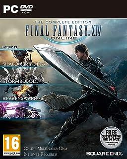 Final Fantasy XIV: Heavensward (PC CD): Amazon co uk: PC & Video Games
