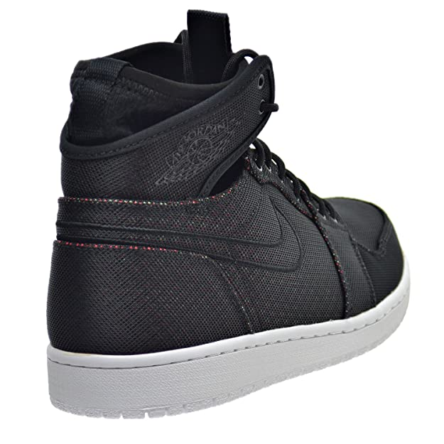 newest 19a9e 963b1 Amazon.com   Jordan Air 1 Retro Ultra High Men s Shoes Black Ghost Green  Blue 844700-050   Basketball