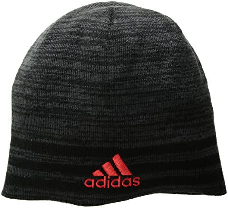 Amazon.com  adidas Men s Eclipse Reversible Beanie 33ba7f424ca