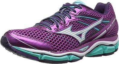 Mizuno Wave Enigma 5 Femmes US 9 Pourpre Chaussure de Course