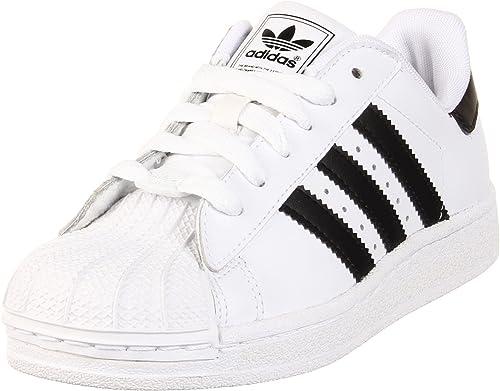 e2d4494068e801 adidas Originals Superstar II Leather Trainers  Amazon.co.uk  Shoes ...