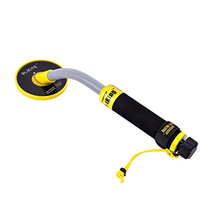 SHUOGOU 750 Underwater Metal Detector with Vibration and LCD Detection Indicator - PI Waterproof Probe Pulse