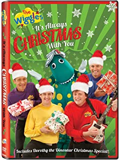 The Wiggles - It's Always Christmas With You! - Amazon.com Music