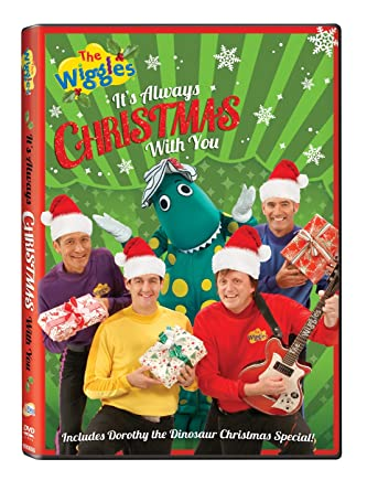 the wiggles its always christmas with - Always Christmas