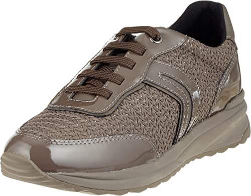 Geox Damen D Airell A Sneaker: : Schuhe & Handtaschen