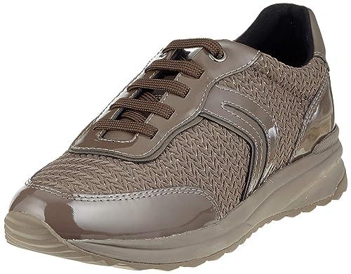 Geox D Airell A, Zapatillas para Mujer: Amazon.es: Zapatos y complementos