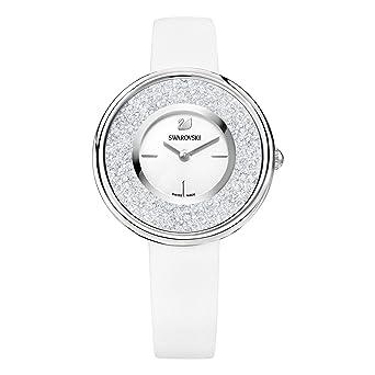 Swarovski Montre Crystalline Pure, blanc