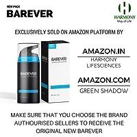 Barever Natural Hair Inhibitor 100GM, Natural face, Body, Bikini Line, Underarm Permanent Hair Removal, For Both Men & Women