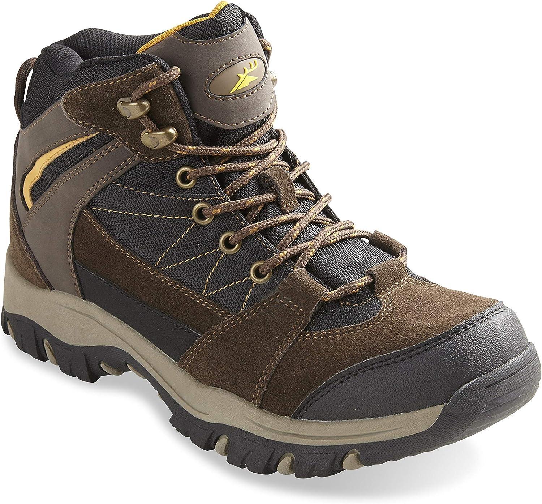 Deer Stags Anchor2 Hiker Boots