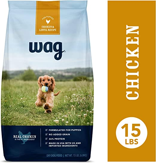 Wag Dry Dog Food - The Best Arthritic Food for Growing Dogs