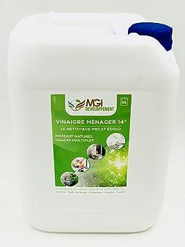 MGI Vinagre blanco 10 litros