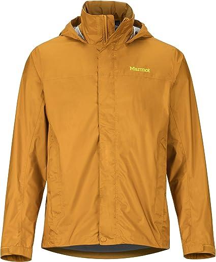 Marmot PreCip Eco Jacket Men Größe M Aztec Gold
