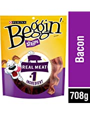 Beggin' Strips Dog Treats; Bacon Flavour - 708 g Pouch